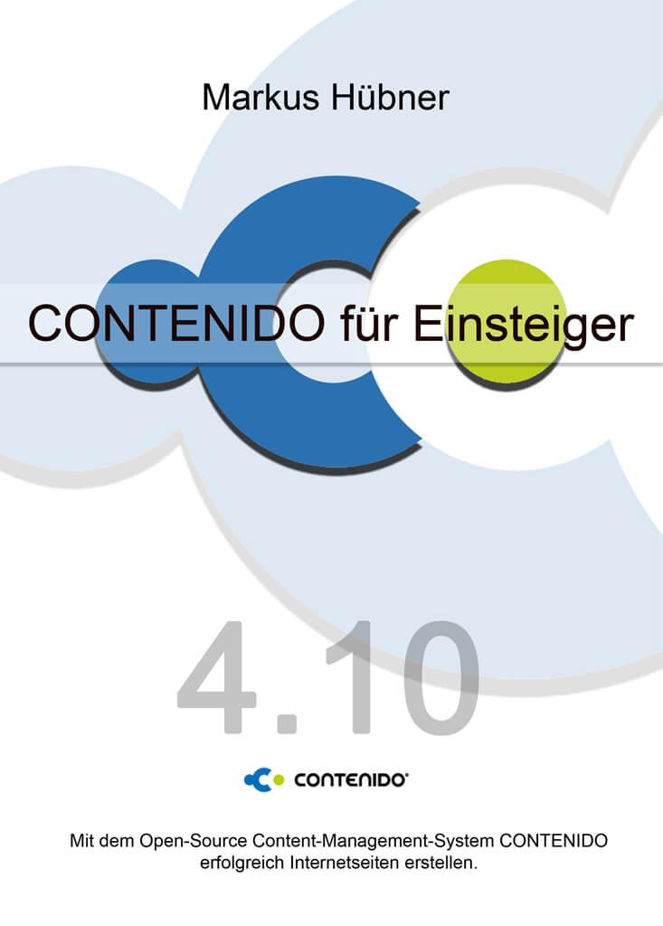 Cover Handbuch Contenido für Einsteiger Version 4.10